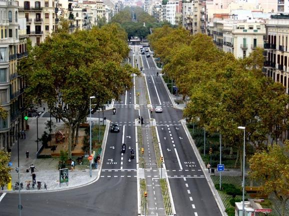 Detectives en Barcelona